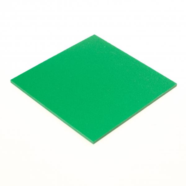 Forex/PVC Verde 3 mm