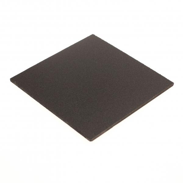 Forex/PVC Negru 3 mm