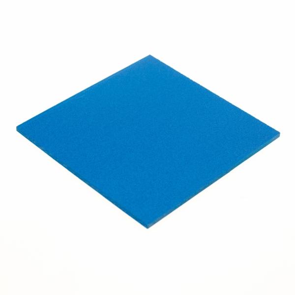 Forex/PVC Albastru 3 mm