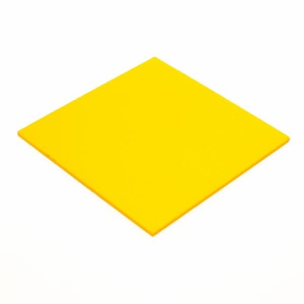 Forex/PVC Galben 3 mm