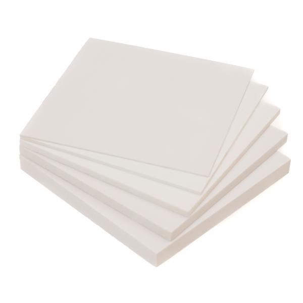 Forex/PVC Alb 6 mm 1