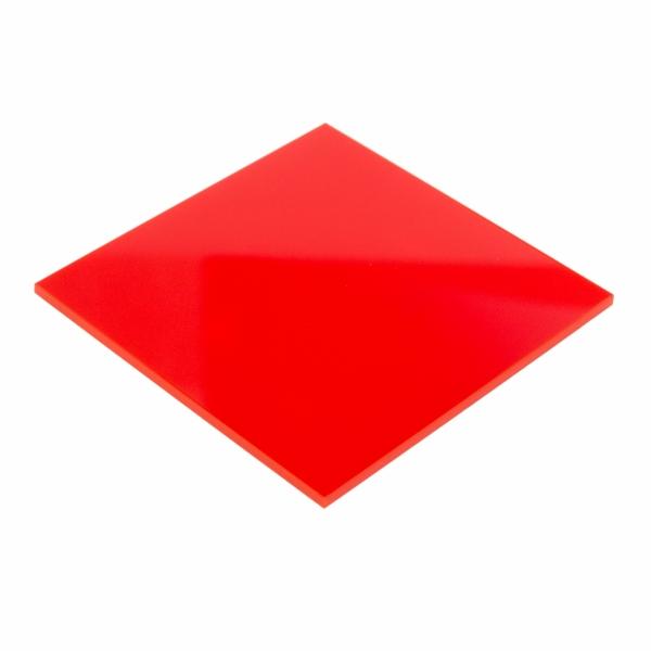 Plexiglas rosu 3 mm