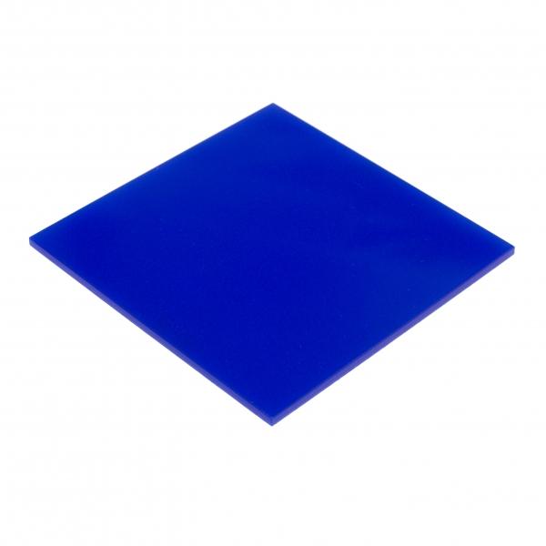 plaexiglas albastru