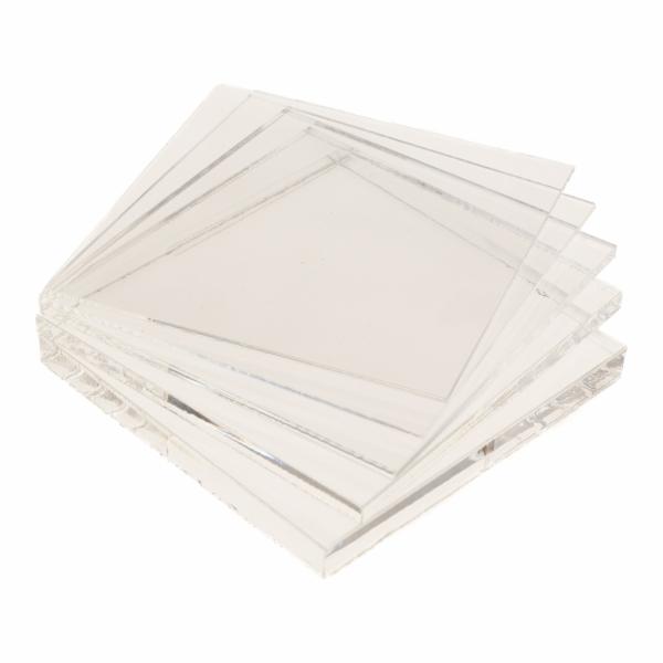 Plexiglas transparent 2 mm